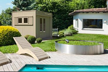 Casette Da Giardino Moderne : Vendita casette in legno da giardino la pratolina