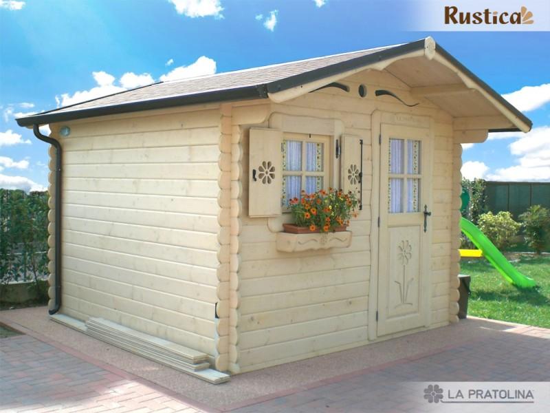 Pareti In Legno Shabby : Casetta giardino in legno shabby chic la pratolina