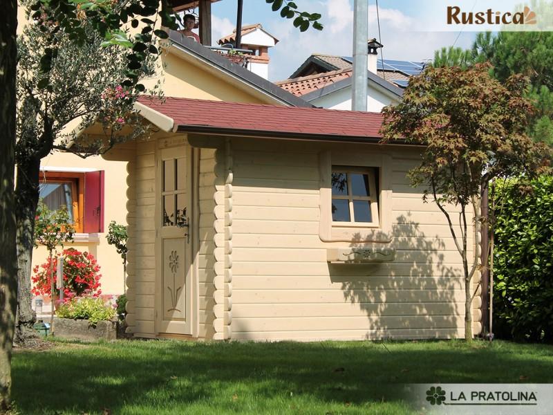 Casetta in legno 2x2 5 la pratolina - Casetta in legno da giardino bianca ...