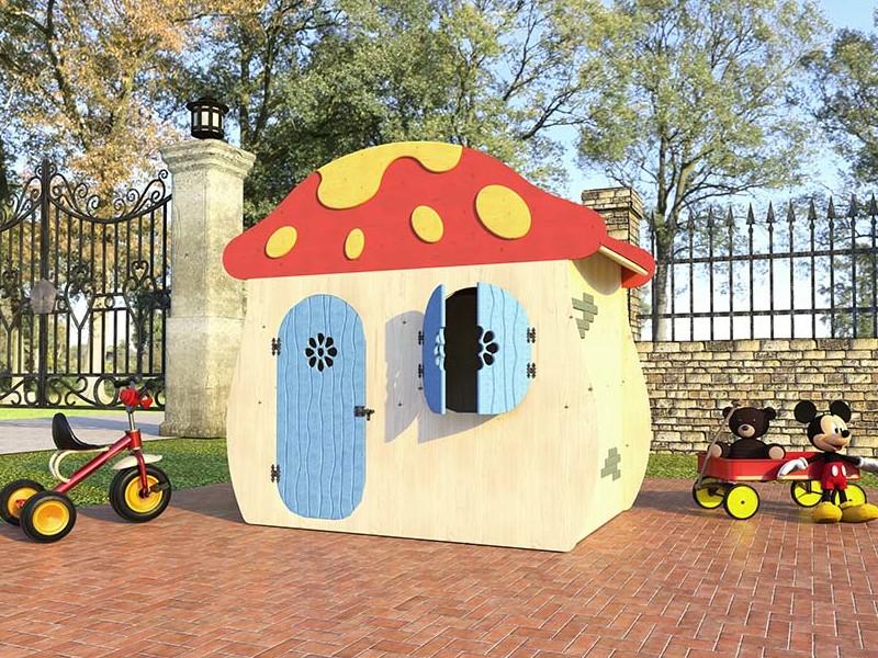 Casetta gioco per bambini la pratolina for Casetta giardino bimbi usata
