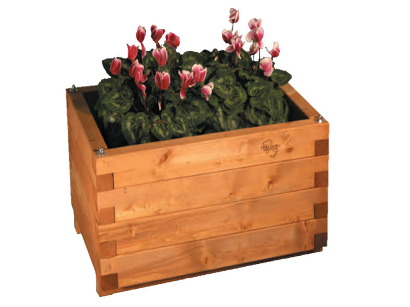 fioriera in legno 64×45