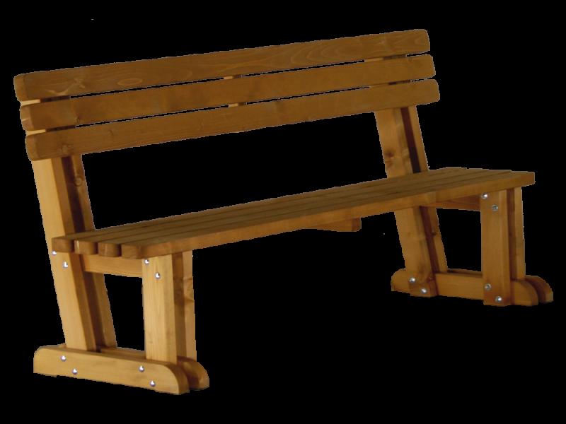 Panca Con Tavolo Da Giardino : Panca in legno da giardino la pratolina