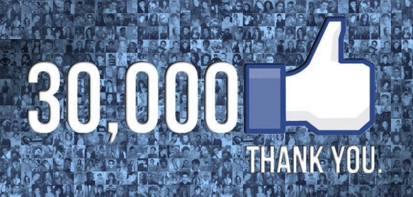 30000 like