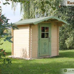 casetta in legno 2×2 parco