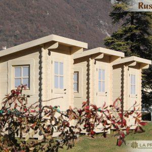 Cabine di legno resistenti, di qualità ed eleganti per strutture alberghiere e di ristorazione in zone marittime e di lago