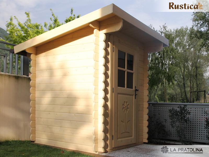 Casetta Giardino In Legno : Silvia casetta da giardino in legno colore abete naturale