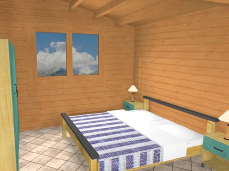Pianta Camera Da Letto Dwg : Progetto architettonico 3d la pratolina