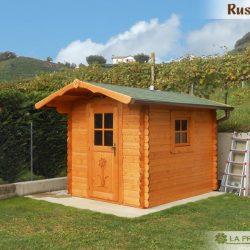 Casetta in legno 2×3 orto