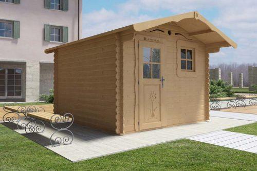 Casette Da Giardino Economiche : Casetta in legno 2.5x3 la pratolina
