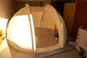 Auto-costruzione cupola4