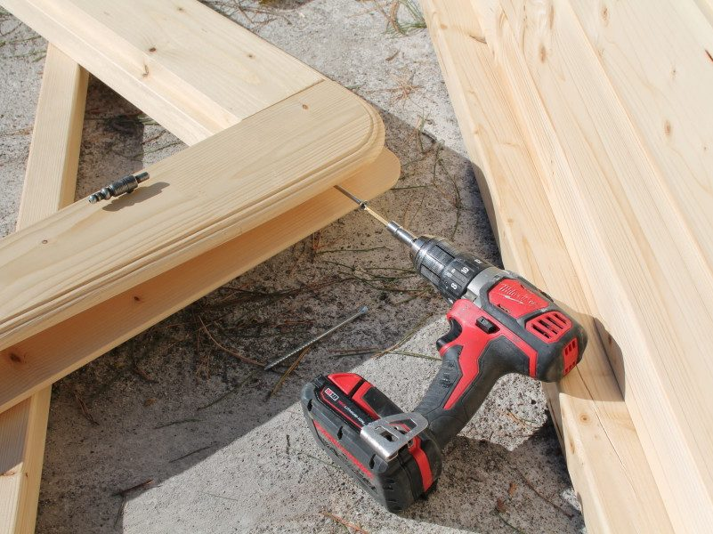 Casetta da giardino in legno fai da te la pratolina for La pratolina casette