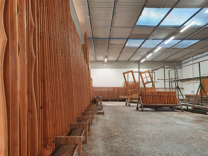 trattamento legno di abete